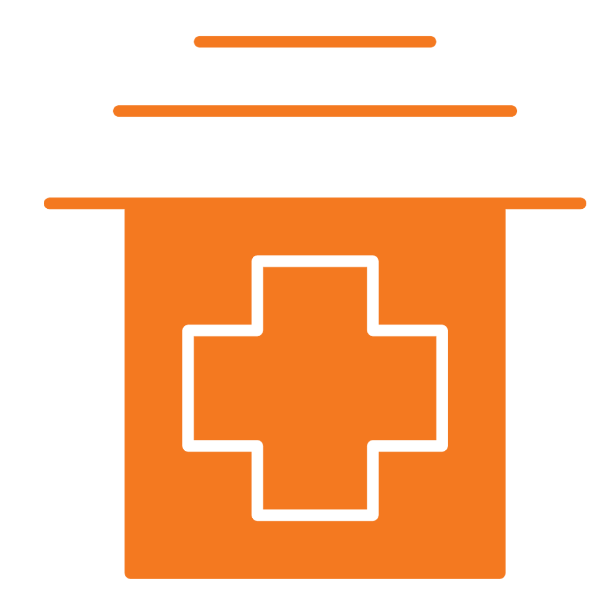 ScanSourceGoRemote_WorkplacesoftheFuture_Healthcare_Orange_Icon